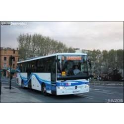 BUS Leucate Narbonne et retour